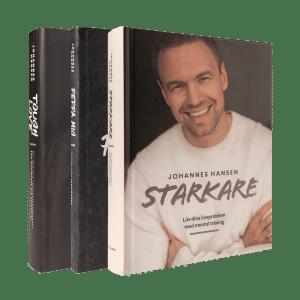 Bokpaket - Johannes Hansen